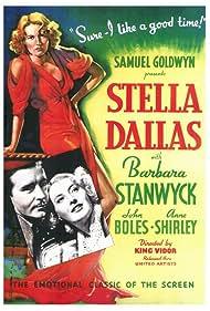 Barbara Stanwyck and John Boles in Stella Dallas (1937)