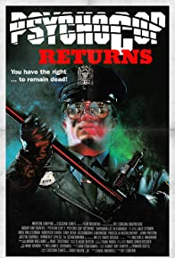 Primary photo for Psycho Cop Returns