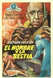 The Strange Case of the Man and the Beast Poster