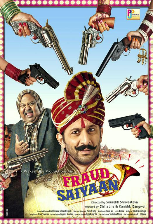 Fraud Saiyyan (2019) Hindi PREDVDRip AAC 700MB MKV