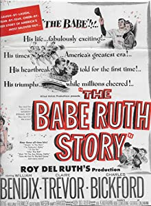 Watching good movies The Babe Ruth Story [1280p]