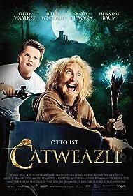 Otto Waalkes and Julius Weckauf in Catweazle (2021)