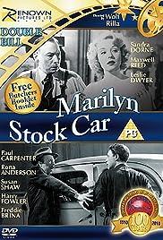 Stock Car Poster