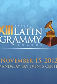 The 13th Annual Latin Grammy Awards Poster