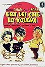 Era lei che lo voleva! (1953) Poster