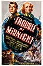 Trouble at Midnight (1937) Poster