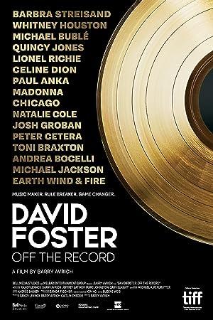 Where to stream David Foster: Off the Record