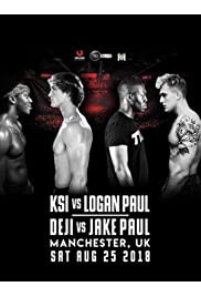 KSI vs. Logan Paul Live at the Manchester Arena