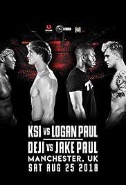 KSI vs. Logan Paul Live at the Manchester Arena Poster