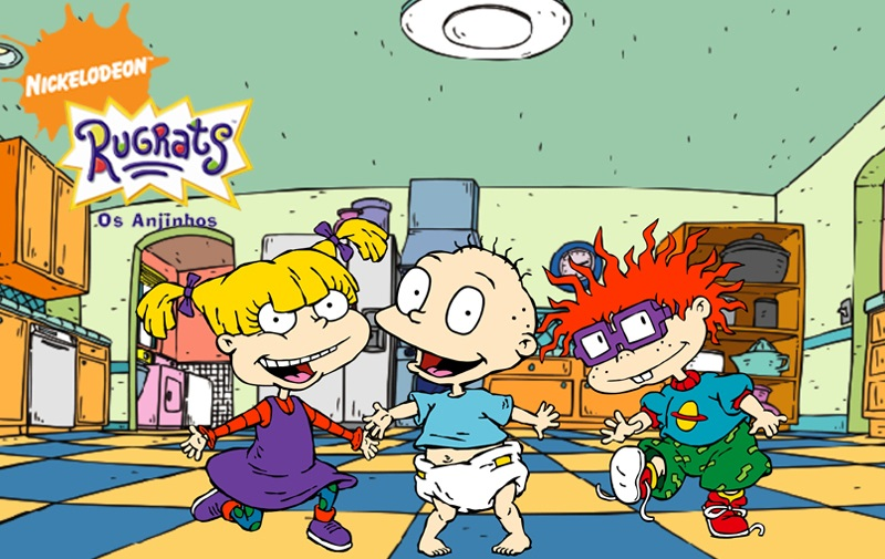 Rugrats Rugrats Tommy Pickles And The Great White Thing Tv