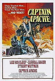 Captain Apache (1971) Poster - Movie Forum, Cast, Reviews