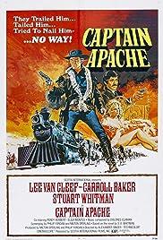 Captain Apache(1971) Poster - Movie Forum, Cast, Reviews
