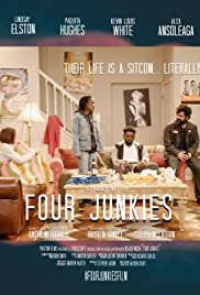 Four Junkies Poster