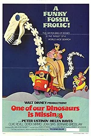 One Of Our Dinosaurs Is Missing full movie streaming