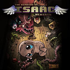 Watch now netflix movie list The Binding of Isaac: Rebirth by Lucas Pope [640x640]