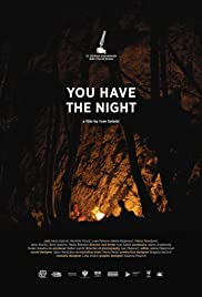You Have the Night Poster