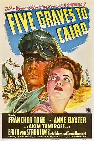 Fünf Gräber bis Kairo (1943) • 22. Juni 2021