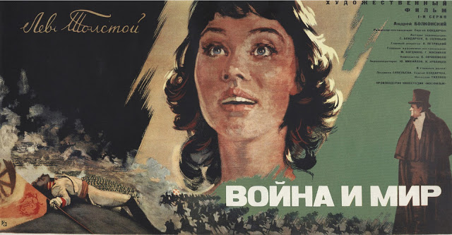 """Image result for bondarchuk's war and peace"""""""