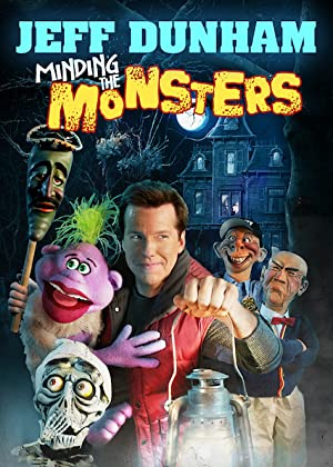 poster for Jeff Dunham: Minding the Monsters