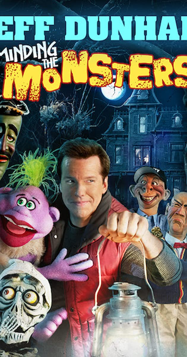 Subtitle of Jeff Dunham: Minding the Monsters