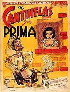 Cantinflas y su prima none
