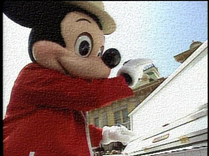 Disney Sing Along Songs Disneyland Fun 1990