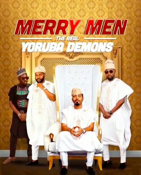View Merry Men: The Real Yoruba Demons (2019) Movie poster on Ganool