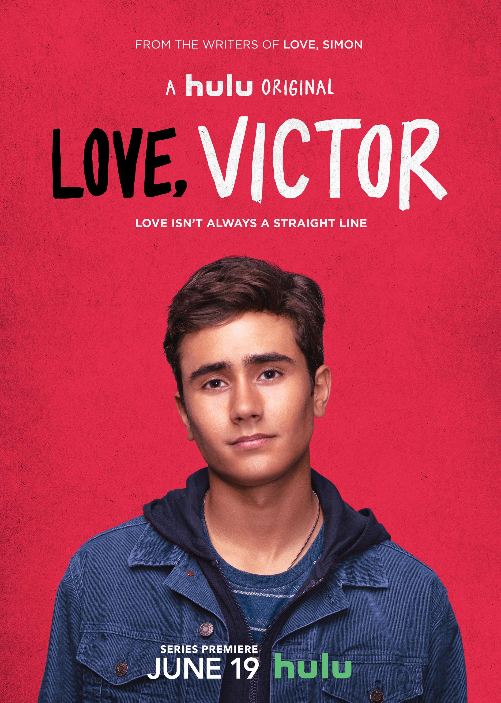 Love, Victor movie poster