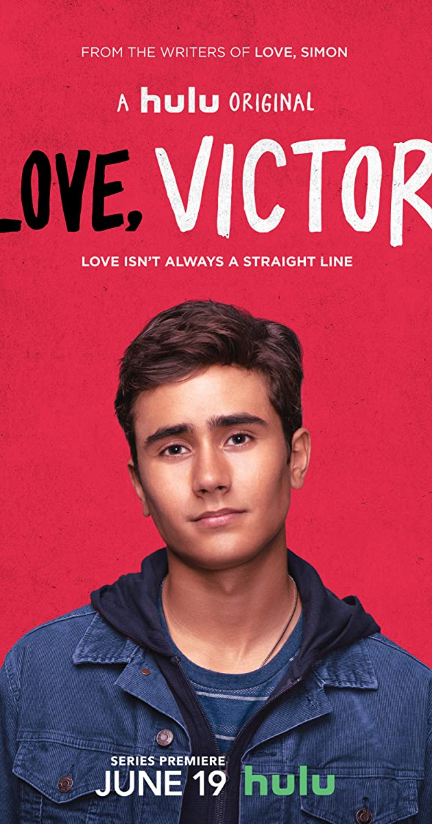 image poster from imdb - Love, Victor (2020) • TVSeries