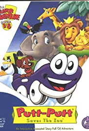 Putt-Putt Saves the Zoo Poster