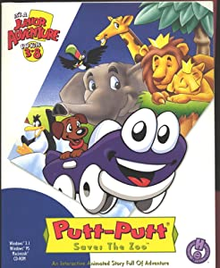 Mpeg movie trailers download Putt-Putt Saves the Zoo [x265]