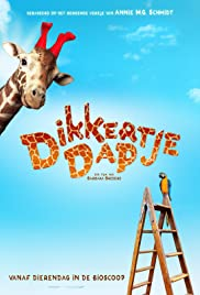 My Giraffe Poster