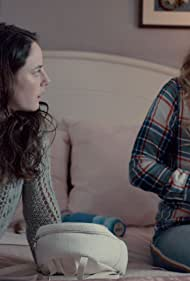 Kaya Scodelario and Willow Shields in Spinning Out (2020)