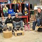 Shaun Killman, Cheryl Pokorny, Allison Oropallo, Andy Panko, Lawrence Huffines, Kate Schorzman, Pete Kelley, and Jared Polston in All American Handyman (2010)