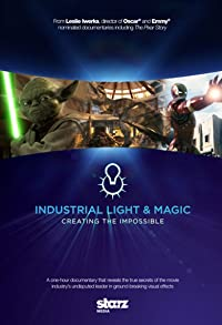 Primary photo for Industrial Light & Magic: Creating the Impossible