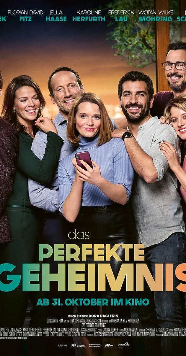 Subtitle of Das perfekte Geheimnis