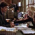 Emilia Fox and John Michie in Randall & Hopkirk (Deceased) (2000)