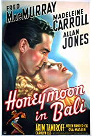 Download Honeymoon in Bali (1939) Movie
