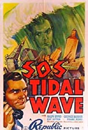 S.O.S. Tidal Wave Poster