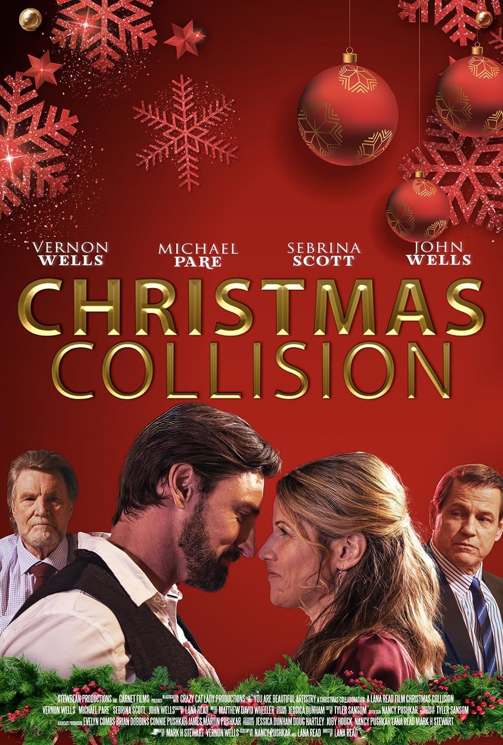 Poster Christmas Collision