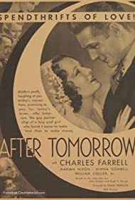 After Tomorrow (1932) Poster - Movie Forum, Cast, Reviews
