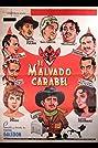 El malvado Carabel (1962) Poster