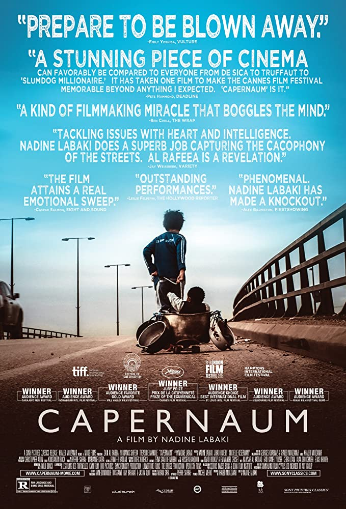 Capernaum 2018 Hindi 397MB WEB-DL Download
