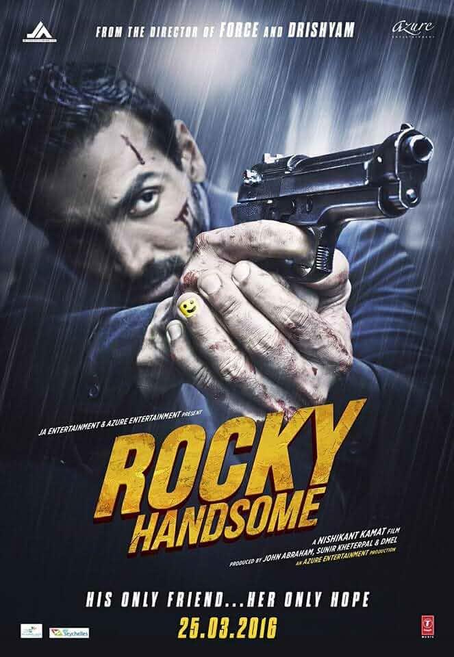 Rocky Handsome (2016) Hindi NF WEB-DL x265 AAC Esub