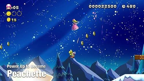 New Super Mario Bros. U Deluxe: Announcement Trailer