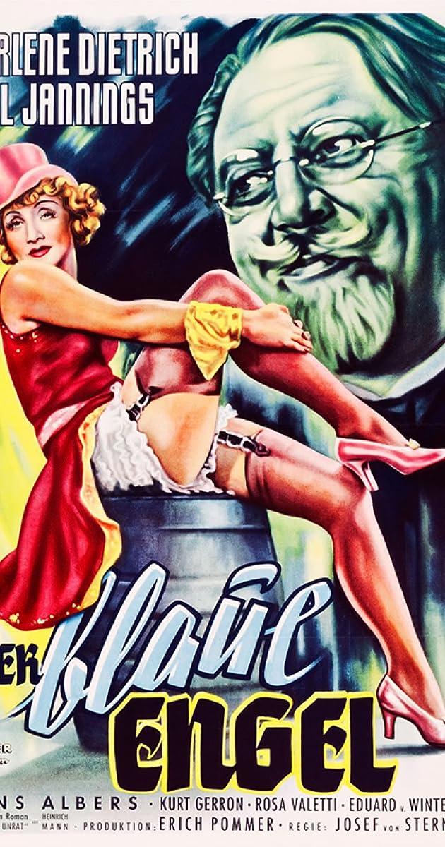 Watch Full HD Movie The Blue Angel (1930)
