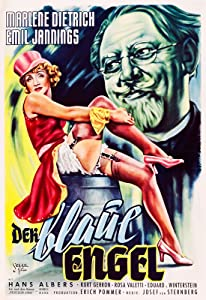 MP4 movie downloads for psp free Der blaue Engel by Josef von Sternberg [480x854]