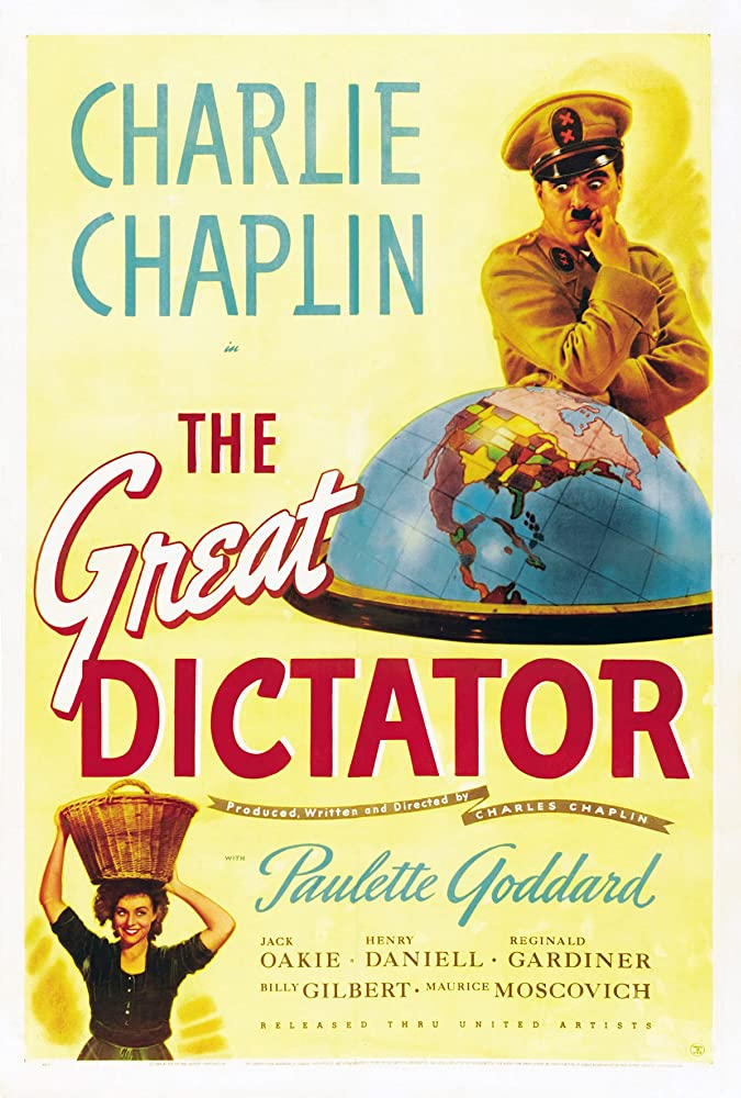 The Great Dictator(1940)