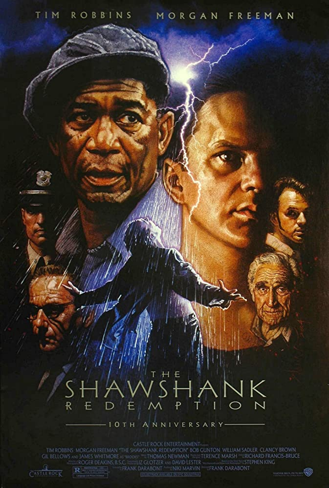 The Shawshank Redemption 1994 Hindi Dual Audio 720p BluRay ESubs 1.4GB Download