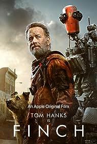 Tom Hanks in Finch (2021)
